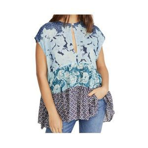 Free People Gotta Have You Tunic Top Sleeveless